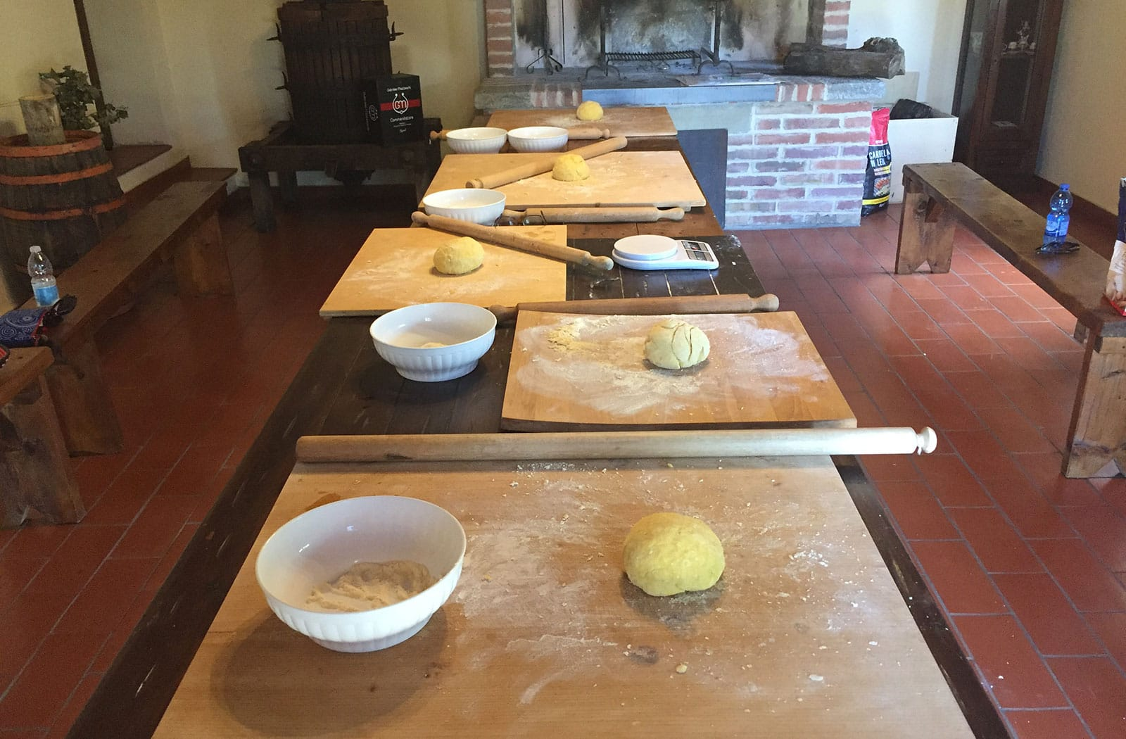 Excursions, tasting and cooking classes