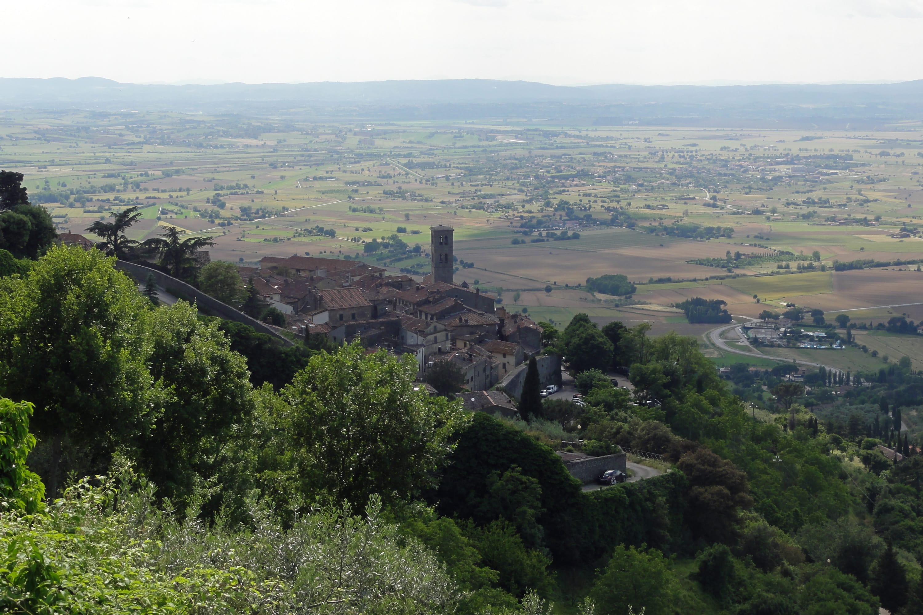 Cortona- Castiglion Fiorentino and surroundings – what to visit in Tuscany